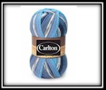 Carlton Sock Weight