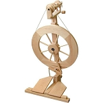 Lendrum Original Double Treadle Spinning Wheel