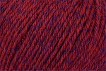 Deluxe Worsted Superwash 763 Red Rustic