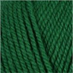 Encore Worsted 0054 Christmas Green