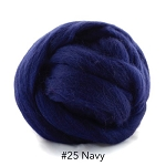 Polish Merino 25 Navy