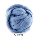 Polish Merino 26 Blue