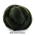 Polish Merino 28 Dark Green