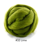 Polish Merino 32 Lime