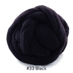 Polish Merino 33 Black