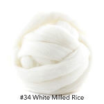 Polish Merino 34 White Milled Rice