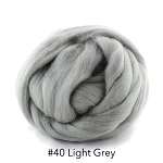 Polish Merino 40 Light Gray
