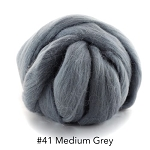 Polish Merino 41 Medium Gray