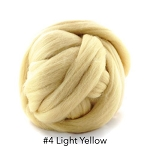 Polish Merino 4 Light Yellow