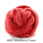 Polish Merino 602 Strawberry Cream