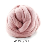 Polish Merino 6 Dirty Pink