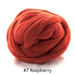 Polish Merino 7 Raspberry