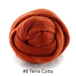 Polish Merino 8 Terra Cotta