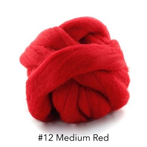 Merino 12 Medium Red